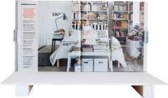 Catálogo IKEA (págs 120-121) y Gordon Matta Clark (19--)2